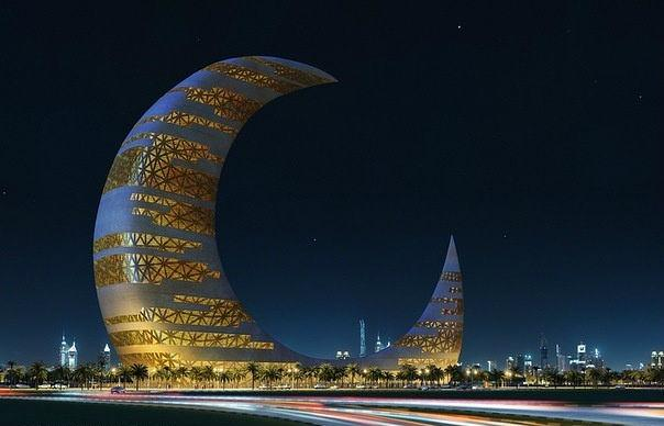 Crescent Moon Tower - ��������-��������� � ����� (���)